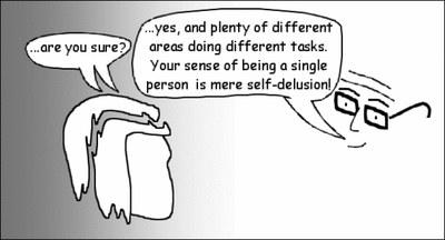 Karikatur fünf