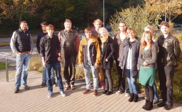 Team im SS 2014
