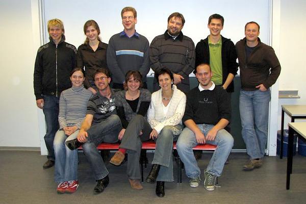 Team im WS 2007/08